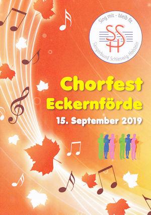 SSH-Chortreffen 15.9.2019